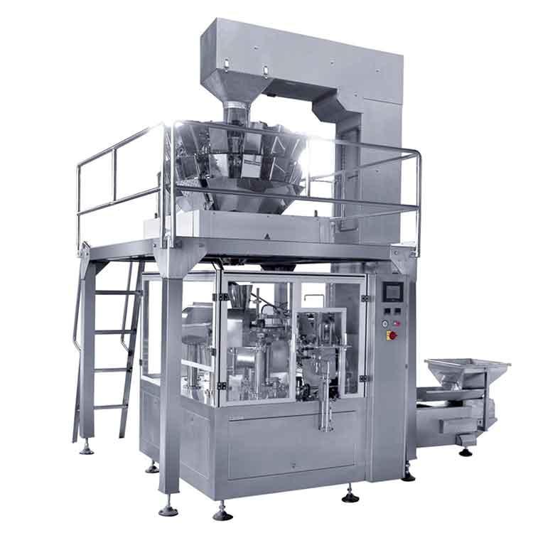 生产型企业用给袋式包装机有什么便捷?