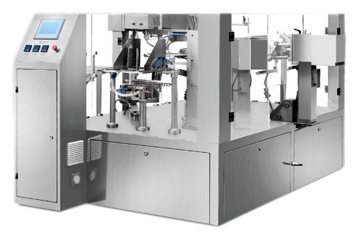 你要想了解全自动给袋式包装机是一款什么机器设备吗?