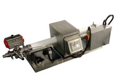 金属检测仪_酱料金属检测机_胜龙管道式金属探测器 SL-50型