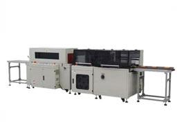 全自动高速往复式热收缩机 边封热收缩包装机 封切收缩机SL-QC500
