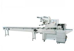 往复式枕式包装机 蔬菜包装机价格 大连全自动枕式包装机厂家SL-BDS510