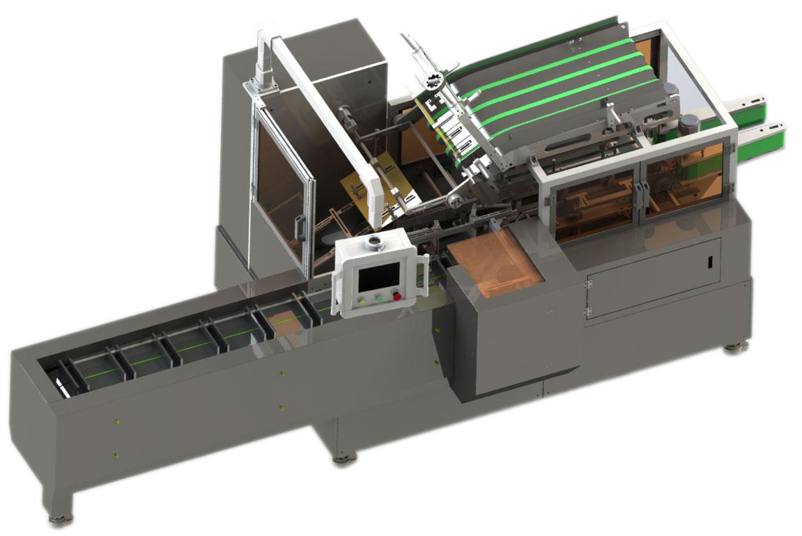 装盒机 自动装盒机厂家价格
