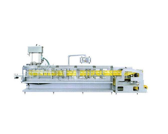 SL-TM180ZL 退烧贴水平式全自动包装机
