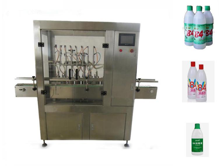 84消毒液灌装机,消毒液灌装机设备