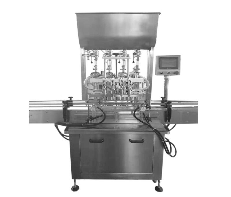 酒精灌装机及生产线_消毒液灌装机-专业灌装机生产