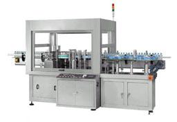 热熔胶贴标机_直线式热熔胶贴标机_转爬式贴标机