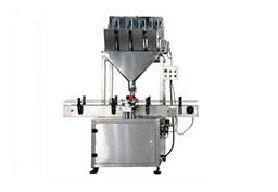 SL-2000Z线性称灌装一体机
