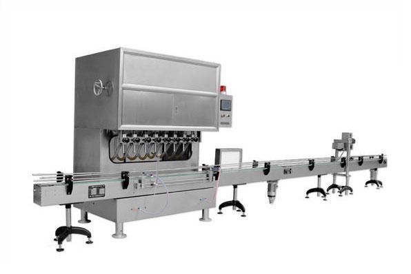 SL-ATS 1-5L全自动食用油灌装生产线
