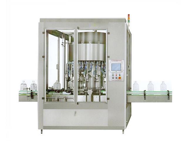 消毒液灌装机,84消毒液灌装机