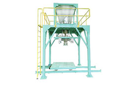 吨袋包装机_大连自动粉剂吨袋包装机_大连胜龙粉剂定量包装机