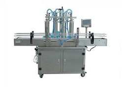 SL-NY-L4 粘稠液体全自动灌装机
