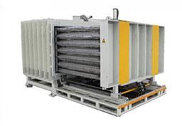 vip一级防火保温材料真空包装机