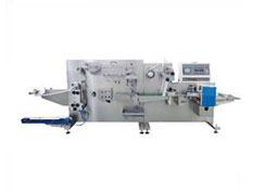单片湿巾生产线_湿巾生产流水线_胜龙湿巾自动包装机 SL-3580Z型