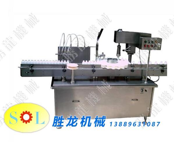 大连84消毒液灌装机生产线_胜龙机械