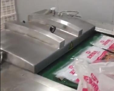 全自动滚动真空包装机