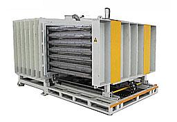 vip真空包装机 防火保温材料包装机 胜龙机械STT隔热板真空包装机