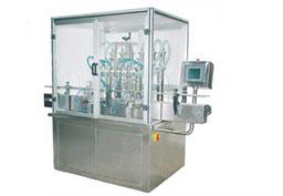 SL-GD-L6膏粘体全自动灌装机