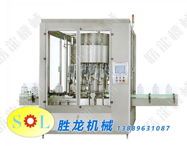 消毒液灌装机,84消毒液灌装机,胜龙机械