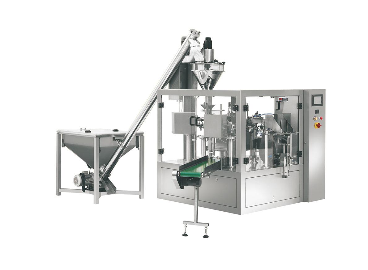 粉末粉剂给袋式包装机基础知识和日常养护