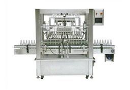 SL-SF16 80-2000ml玻璃瓶全自动负压式膏液灌装机